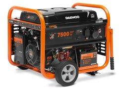 Бензиновый генератор Daewoo Power GDA 8500E