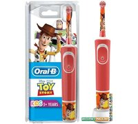 Электрическая зубная щетка Braun Oral-B Kids Toy Story D100.413.2K