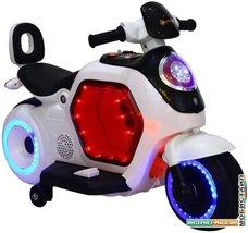 Электромотоцикл Miru BK-YBK988 (белый)