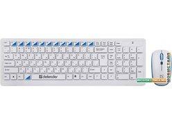 Клавиатура + мышь Defender Skyline 895 Nano