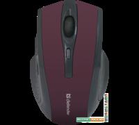 Мышь Defender Accura MM-665 (красный)