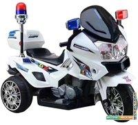 Электротрицикл Miru TR-BDF8815 (белый)