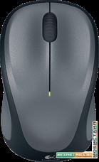 Мышь Logitech M235 Wireless Mouse (серый)