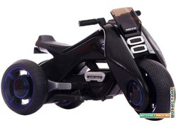 Электротрицикл Miru TR-BDQ6188 (черный)