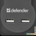 Сетевой фильтр Defender DFS 755