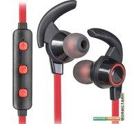 Наушники Defender OutFit B725 (черный/красный)