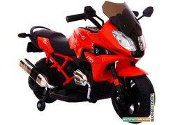 Электромотоцикл Miru BK-HT1200 (красный)