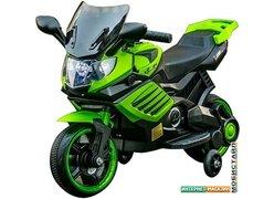 Электромотоцикл Miru BK-NEL00RR (зеленый)