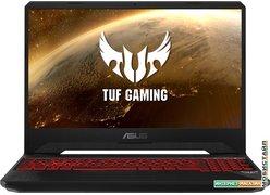 Игровой ноутбук ASUS TUF Gaming FX505DY-BQ009T