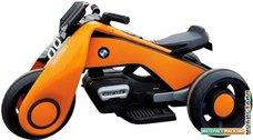 Электротрицикл Miru TR-BDQ6199 (оранжевый)