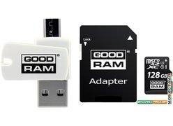 Карта памяти GOODRAM ALL in ONE microSDXC M1A4-1280R12 128GB