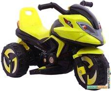 Электротрицикл Miru TR-KS6288 (желтый)