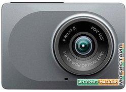 Автомобильный видеорегистратор YI Smart Dash Camera (серый)