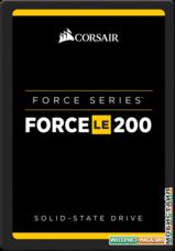 SSD Corsair Force LE200 120GB CSSD-F120GBLE200C/RF2 (восстановленный)