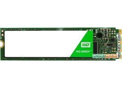 SSD WD Green 240GB WDS240G2G0B