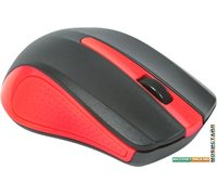 Мышь Omega OM-419 (черный/красный)