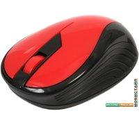 Мышь Omega OM-415 (красный/черный)