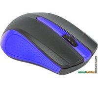 Мышь Omega OM-419 (черный/синий)
