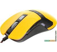 Игровая мышь Omega VARR OM-270 (желтый)