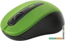 Мышь Omega OM-416 (черный/зеленый)