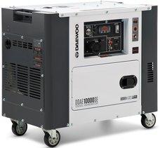 Дизельный генератор Daewoo Power DDAE 10000SE