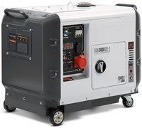 Дизельный генератор Daewoo Power DDAE 9000SSE-3
