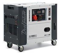 Дизельный генератор Daewoo Power DDAE 10000DSE-3
