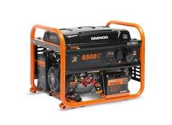 Бензиновый генератор Daewoo Power GDA 7500DFE