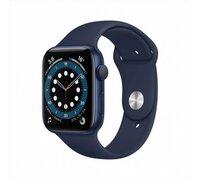 Умные часы Apple Watch Series 6 44 мм (алюминий синий/темный ультрамарин)