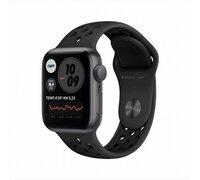 Умные часы Apple Watch SE Nike 44 мм (алюминий черный космос/антрацит)