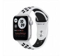 Умные часы Apple Watch SE Nike 40 мм (алюминий серебристый/чистая платина)