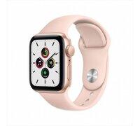 Умные часы Apple Watch SE 44 мм (алюминий золотистый/розовый песок)