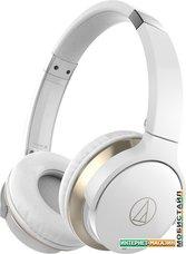 Наушники Audio-Technica ATH-AR3BT (белый)