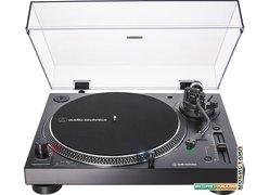 Виниловый проигрыватель Audio-Technica AT-LP120XUSB-BK