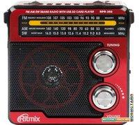 Радиоприемник Ritmix RPR-202 (красный)