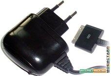 Сетевое зарядное Ritmix RM-017