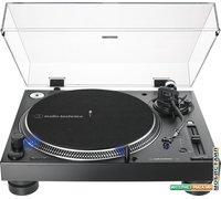 DJ виниловый проигрыватель Audio-Technica AT-LP140XP-BK