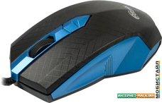 Мышь Ritmix ROM-202 (черный/синий)