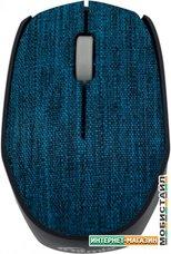 Мышь Ritmix RMW-611 (синий)