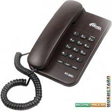 Проводной телефон Ritmix RT-320 (венге)