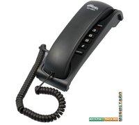 Проводной телефон Ritmix RT-007 (черный)