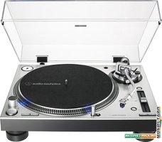 DJ виниловый проигрыватель Audio-Technica AT-LP140XP-SV