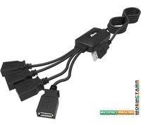 USB-хаб Ritmix CR-2405