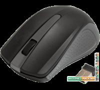 Мышь Ritmix RMW-555 (черный/серый)