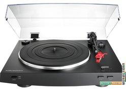 Виниловый проигрыватель Audio-Technica AT-LP3BK
