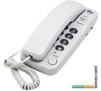 Проводной телефон Ritmix RT-100 (серый)