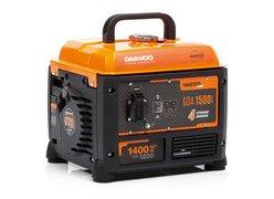 Бензиновый генератор Daewoo Power GDA 1500I