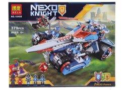 Конструктор BELA 10488 Nexo Knights «Разрушитель Клэя» 379 дет. 36Х29х6 см