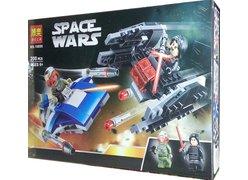 Конструктор BELA 10896 Star Wars ʺИстребитель типа A против бесшумного истребителя СИДʺ 200 дет.