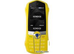 Мобильный телефон Keneksi M5 Yellow